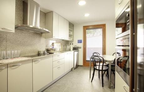 Cocina vivienda sostenible