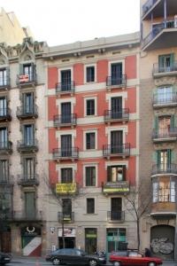 Rehabilitación fachada bloque pisos
