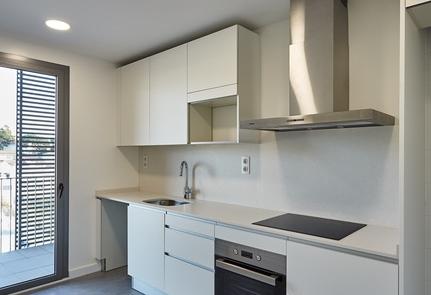 Apartamento eficiente Maresme