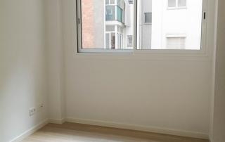 Rehabilitación piso Quorania