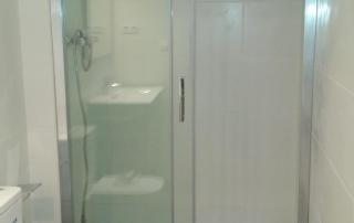 Baño reparado