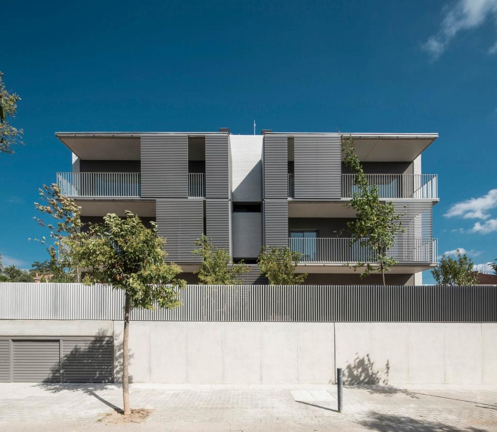 Promoción de viviendas sostenibles en Tiana