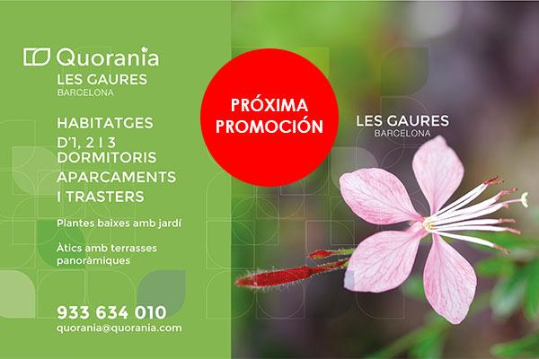 Folleto promoción Les Gaures