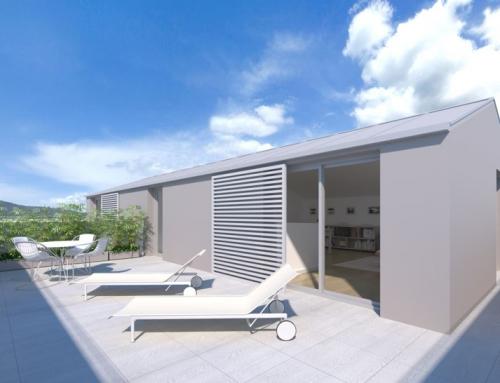 Nuevas viviendas sostenibles en L'Om de Tiana