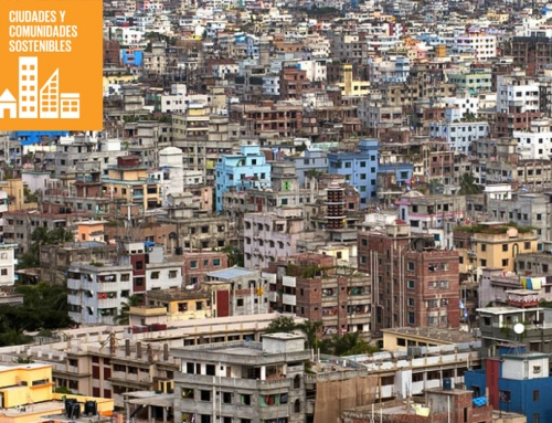 Ciudades y Comunidades Sostenibles, objetivo 11