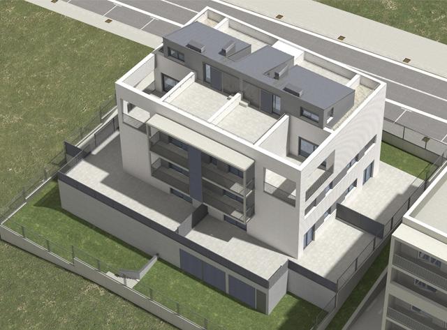 Vistas Apartamentos Ecoeficientes Magraners