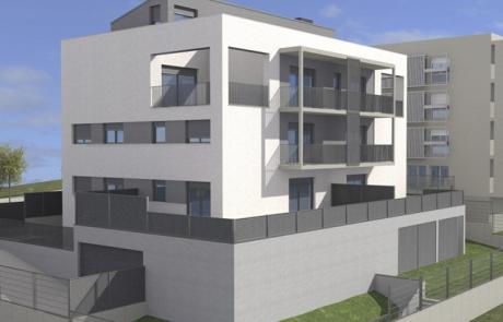 Edificio Sostenible Magraners