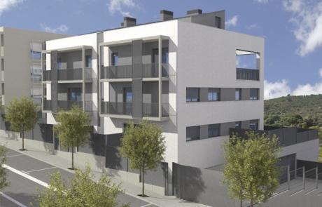 Promoción Edificio Magraners