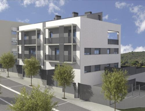 Nuevas viviendas sostenibles en Tiana