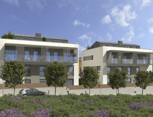 L'Om de Tiana Fase II arranca de nuevo con 10 viviendas sostenibles