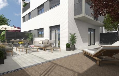 Planta baja Apartamentos Sostenibles en Magraners