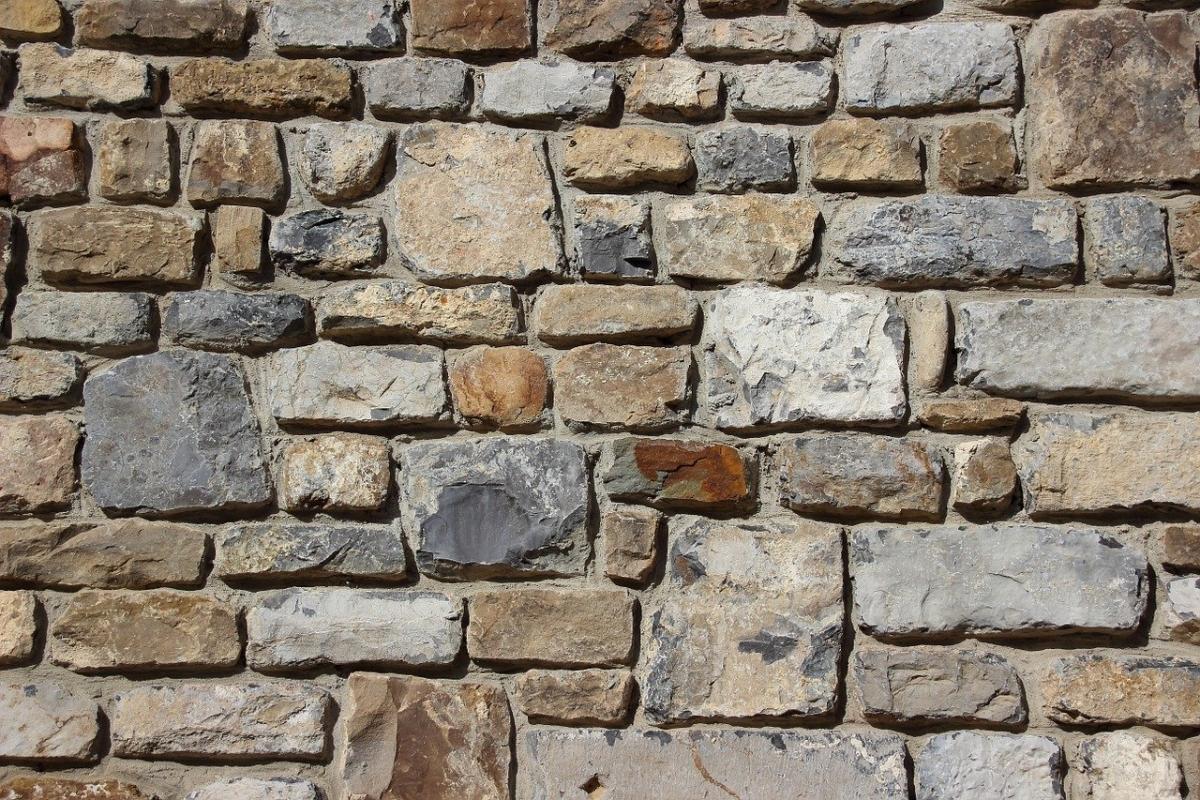 Materiales de construcción sostenibles - piedra