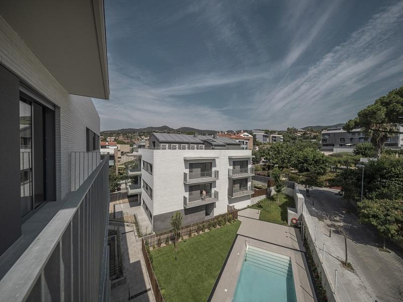 piso con terraza - vista panoramica