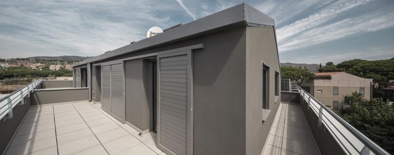 piso con terraza - terraza amplia