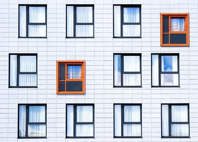 puente térmico - ventanas edificio