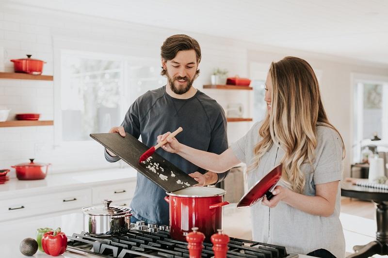 distribución de viviendas - la cocina