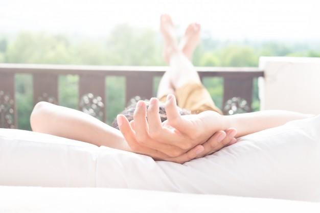 piso con terraza - relax en la terraza