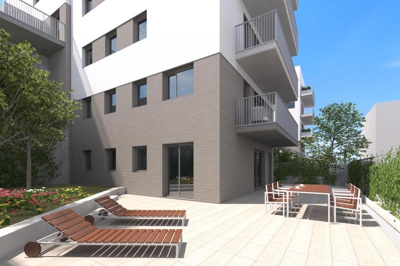 Apartamentos ecoeficientes