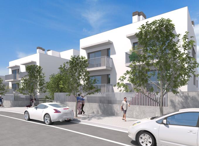 Promoción viviendas Barcelona
