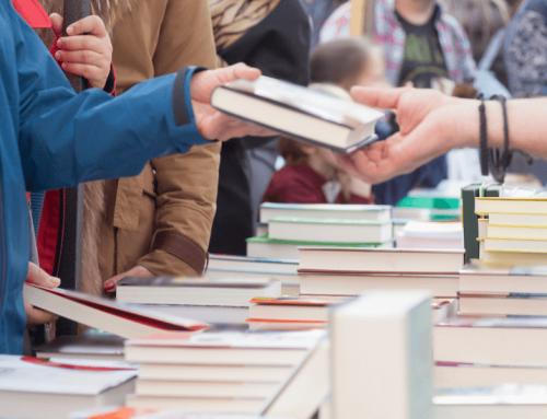 Día del libro: libros sobre sostenibilidad