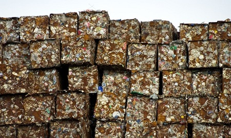 acero reciclado