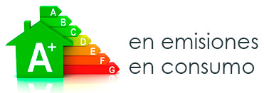 Viviendas con clasificacion energetica AB