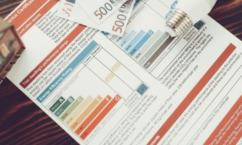 Que es el certificado de eficiencia energetica